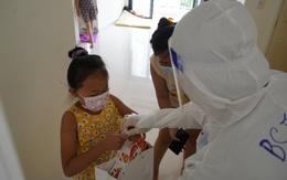 Tết Trung thu đặc biệt của các em nhỏ nhiễm COVID-19 tại bệnh viện