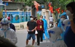 """3 ổ dịch cùng xuất hiện ở quận """"nóng"""" nhất Hà Nội"""