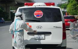 """MỚI: Hà Nội yêu cầu chỉ các cá nhân, phương tiện """"được phép mới ra đường"""""""