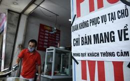 Từ sáng 21/9: Hà Nội cho phép mở lại cửa hàng cắt tóc, gội đầu, vẫn bán hàng ăn mang về