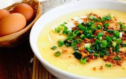 5 cách chế biến món ngon với trứng