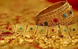 Giá vàng hôm nay 21/9: Chứng khoán bị bán tháo, vàng bật tăng trở lại