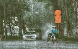 Miền Bắc mưa dông kéo dài