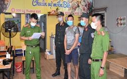 3 kẻ xăm trổ mở quán ăn để tạo vỏ bọc để hoạt động cho vay nặng lãi
