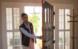 Kinh doanh bất động sản từ năm 22 tuổi, chàng trai sở hữu 5 ngôi nhà và 13 căn hộ cho thuê