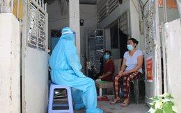 Khi trạm y tế lưu động có thêm tình nguyện viên tư vấn tâm lý