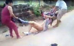 Diễn biến bất ngờ vụ người phụ nữ bị lột đồ làm nhục, đăng mạng xã hội