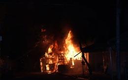 Bố cùng 3 con gái nhỏ tử vong trong vụ cháy nhà ở Tuyên Quang