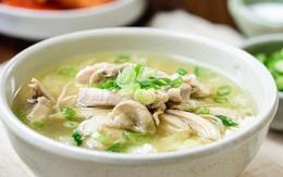 Công thức 5 món canh Hàn Quốc ngon ngất ngây mùa lạnh