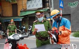 6 nhóm đối tượng dự kiến được cấp giấy đi đường