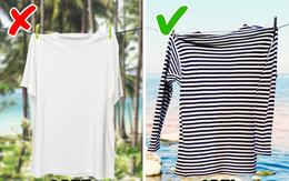 13 mẹo giặt đồ khiến quần áo sạch bóng và thơm phức