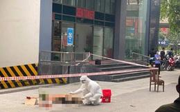 Hà Nội: Hé lộ nguyên nhân cô gái trẻ rơi từ tòa nhà văn phòng xuống đất tử vong