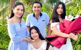 MC Quyền Linh 2 tháng nay ở chung nhà mà không dám gặp con: Cảnh cha con rất gần mà cũng rất xa, đau lòng chứ!