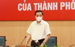 Chủ tịch UBND TP Hà Nội: Biện pháp cấp giấy đi đường là việc khó, chưa từng có tiền lệ