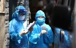 Phường Thanh Xuân Trung xuất hiện ca nhiễm mới không rõ nguồn lây, Hà Nội công bố 53 ca COVID-19 trong ngày 6/9