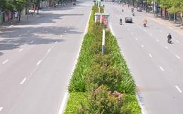 Đường phố nội đô vắng vẻ trong ngày đầu Hà Nội thực hiện giãn cách theo phân vùng 3 cấp