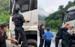 Thanh Hóa: Không chịu khai báo y tế, 1 đối tượng chống người thi hành công vụ