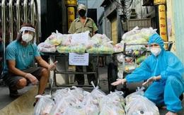 Việt Hương vui mừng thông báo đã tìm được giấy tờ quan trọng sau khi bị trộm bẻ khoá xe tải từ thiện vào lấy đồ