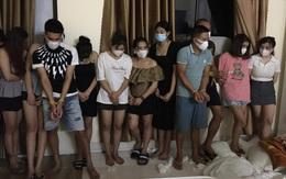 Phú Thọ: Bắt 17 nam nữ tụ tập sử dụng ma túy trong nhà nghỉ giữa mùa dịch