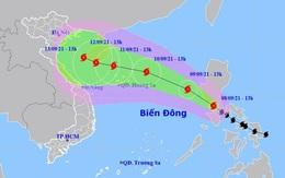 Thông tin mới nhất về cơn bão Conson: Giật cấp 12, có thể tăng cấp khi vào biển Đông