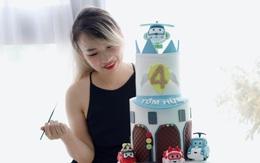 Giải mã thành công của cô giáo bánh ngọt sở hữu nhà đẹp, xe sang, hàng hiệu xa sỉ