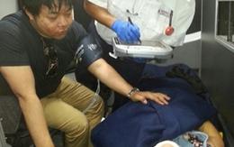Quang Lê hoảng loạn kể về tai nạn xe hơi kinh hoàng