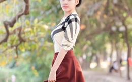 """Ngắm """"Bà Tưng"""" kín đáo giữa mùa đông Hà Nội"""