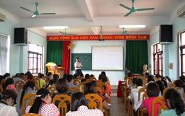 Khai giảng lớp bồi dưỡng nghiệp vụ DS - KHHGĐ đạt chuẩn viên chức