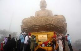 Quảng Ninh: Khánh thành tượng đồng 138 tấn Phật Hoàng Trần Nhân Tông