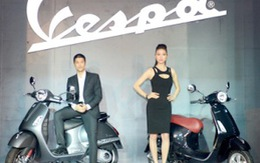 Ra mắt hai mẫu Piaggio Việt mới