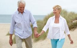 Đi bộ nhanh mẹo nhỏ cải thiện khả năng chăn gối cho nam giới mãn dục
