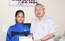 Cô gái Khmer đi thi, cả xã nghèo mong ngóng tin vui