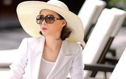 Người mẫu Bích Ngọc khoe phong cách thời trang sành điệu đầu thu