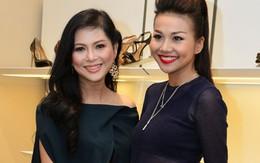 Mẹ chồng Tăng Thanh Hà đẹp nổi bật giữa dàn sao ở Hà Nội