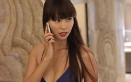 """Người mẫu Hà Anh ngày càng """"sính"""" hàng hiệu"""