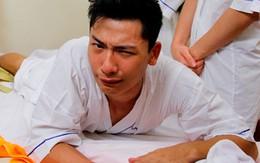 Thí sinh Next Top Model cắn răng chịu đau để thay đổi diện mạo