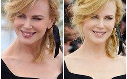 Vấn tóc đẹp như Nicole Kidman