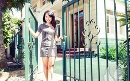 Hotgirl Anh Đào tậu nhà mới siêu sang