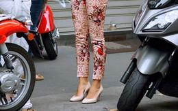 Chọn quần và váy phù hợp với 5 dáng giày cơ bản