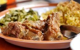 Cơm đảo gà rang ngon rẻ ở Đào Duy Từ