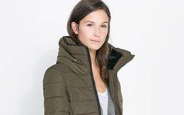 Những chiếc áo phao không cồng kềnh, sành điệu cho mùa đông 2013