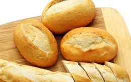 Làm trắng răng bằng bánh mì