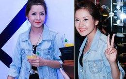 Sao Việt cá tính muôn màu cùng áo khoác denim