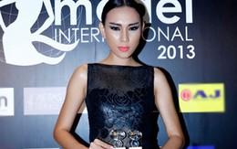 Diệu Huyền giành giải nhì Siêu mẫu Quốc tế 2013