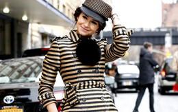 12 mẫu áo choàng tuyệt đẹp cho nàng