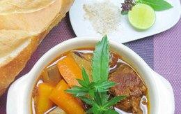 4 món thịt bò ngon, nóng bỏng lưỡi