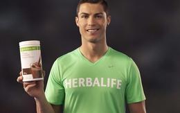 Herbalife cùng C.Ronaldo phát triển dinh dưỡng thể thao