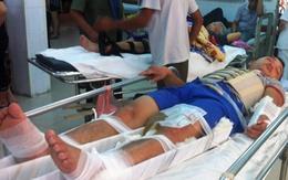 Công an TP Ninh Bình lên tiếng vụ nam thanh niên nhảy lầu