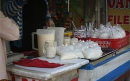 Kinh hãi sữa đậu nành pha từ bột hóa chất