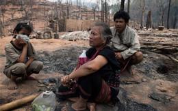 35 người Myanmar chết cháy tại trại tị nạn ở Thái Lan